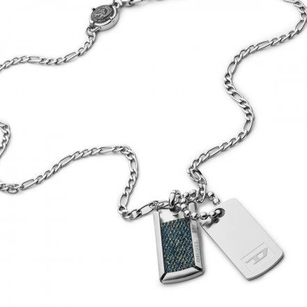Biżuteria Diesel - Naszyjnik DX1246040