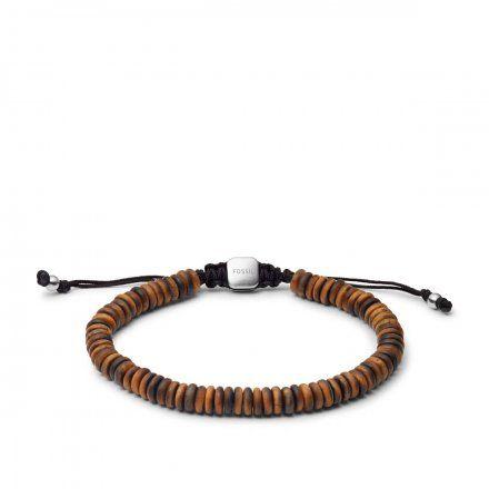 Biżuteria FOSSIL - Bransoletka Męska JF03678040