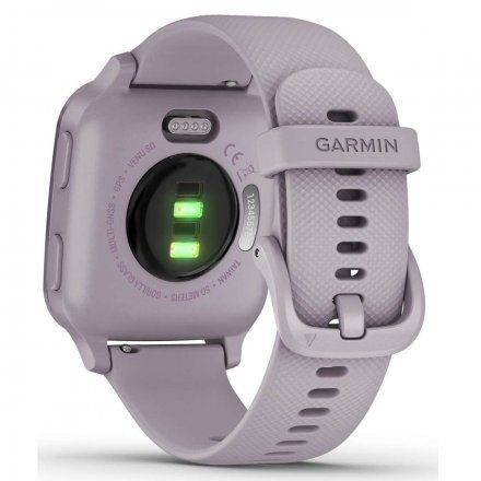 Garmin Venu Sq z czujnikiem tętna fioletowy 010-02427-12
