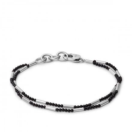 Biżuteria FOSSIL - Bransoletka Męska JF03682040