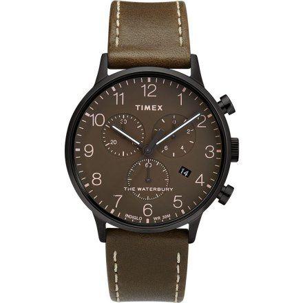 TW2T27900 Zegarek Męski Timex Waterbury Chronograph TW2T27900