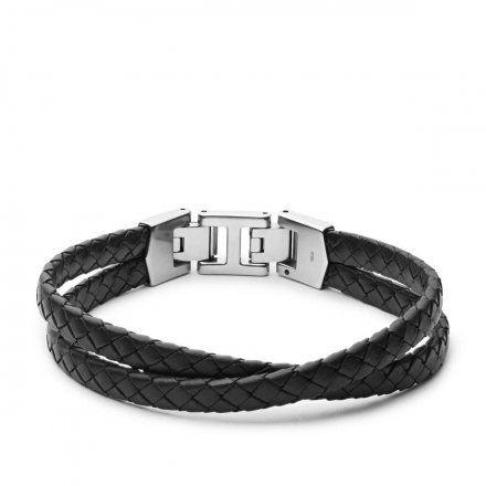 Biżuteria FOSSIL - Bransoletka Męska JF03684040