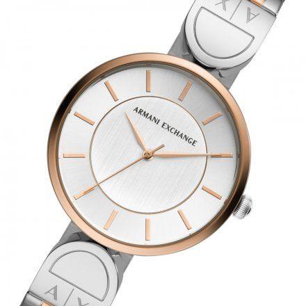 AX5381 Armani Exchange Brooke zegarek damski AX z bransoletą
