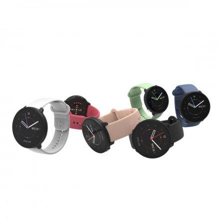 Polar UNITE Pudrowo-różowy zegarek sportowy z pomiarem tętna