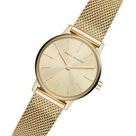 AX5567 Armani Exchange LOLA zegarek AX z bransoletą