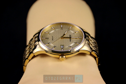 Zegarek Męski Adriatica A1256.1111Q - Zegarek Kwarcowy Swiss Made