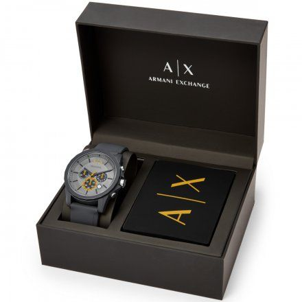 AX7123 Armani Exchange OUTERBANKS zegarek AX z paskiem