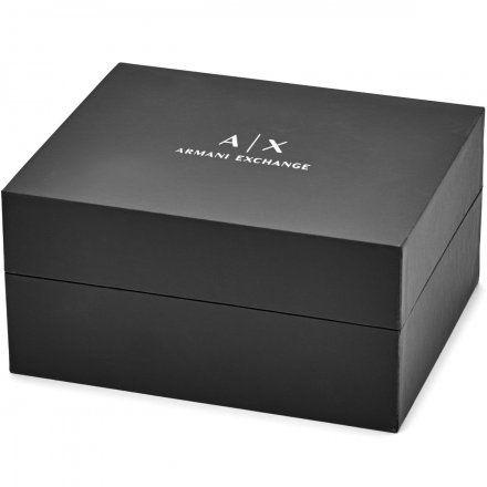 AX7124 Armani Exchange HAMPTON zegarek AX + BRANSOLETKA