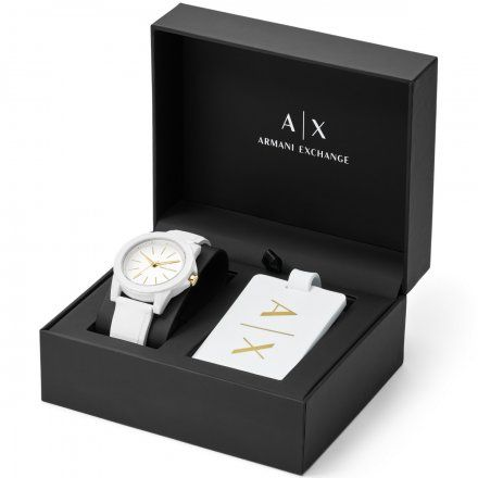 AX7126 Armani Exchange LADY BANKS zegarek AX z paskiem