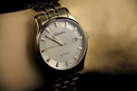 Zegarek Męski Adriatica A1258.1111Q - Zegarek Kwarcowy Swiss Made