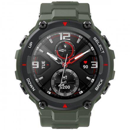 Amazfit wojskowy smartwatch T-Rex zielony smartwatch Huami W1919OV1N