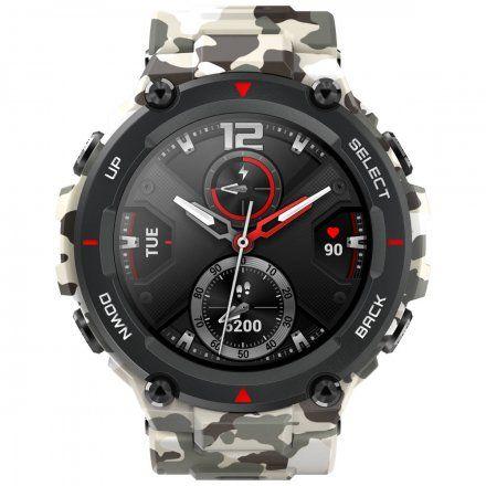 Amazfit wojskowy smartwatch T-Rex moro smartwatch Huami W1919OV4N