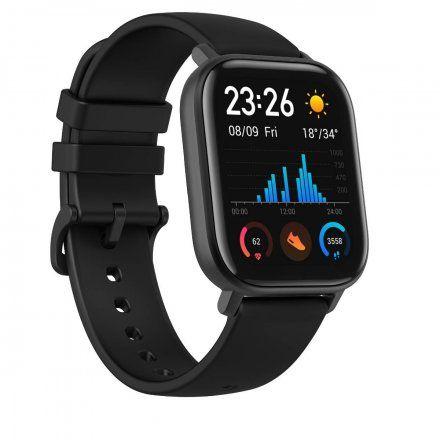 Amazfit GTS czarny smartwatch Huami W1914OV2N