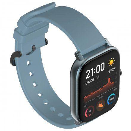 Amazfit GTS niebieski smartwatch Huami W1914OV4N