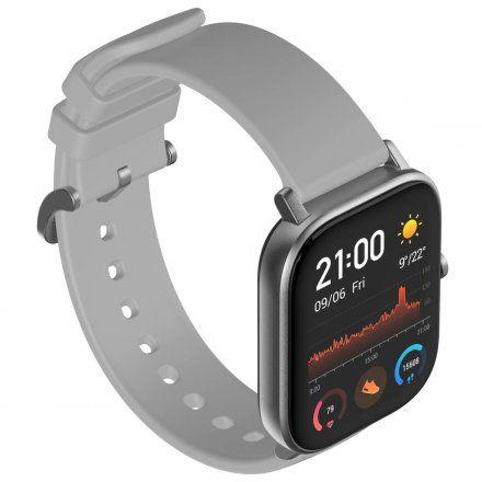 Amazfit GTS szary smartwatch Huami W1914OV3N