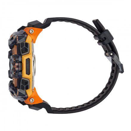 Zegarek Casio GBD-H1000-1A4ER G-Shock G-SQUAD GPS Pulsometr