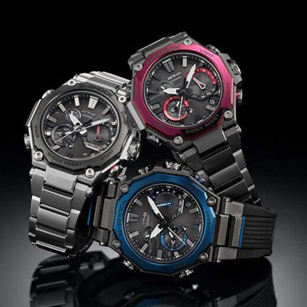 Zegarek Męski Casio MTG-B2000BD-1A4ER G-Shock Exclusive Premium MTG B2000BD 1A4ER