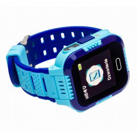 Smartwatch Lokalizator Garett Kids Fly Niebieski