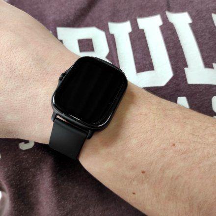Amazfit GTS 2e czarny smartwatch Huami