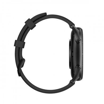 Amazfit GTR 2 czarny z silikonowym paskiem smartwatch Huami