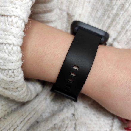Amazfit BipU Pro czarny smartwatch Huami