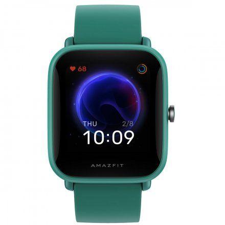Amazfit BipU Pro zielony smartwatch Huami
