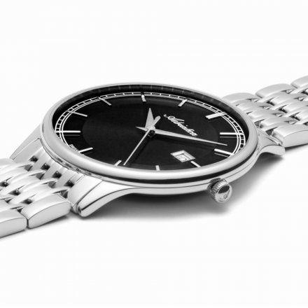 Zegarek Męski Adriatica na bransolecie A8315.5114Q Swiss Made