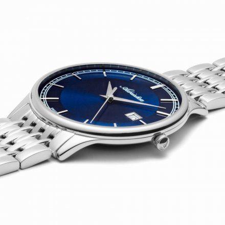 Zegarek Męski Adriatica na bransolecie A8315.5115Q Swiss Made
