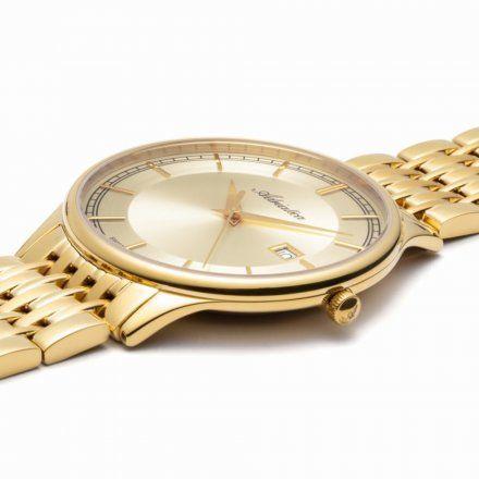 Zegarek Męski Adriatica na bransolecie A8315.1111Q Swiss Made