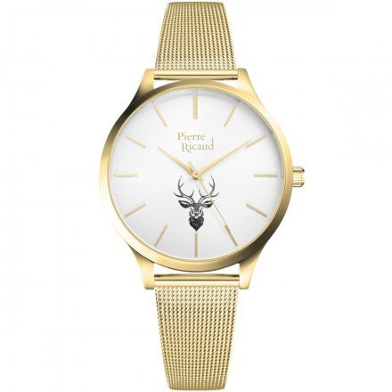 Pierre Ricaud P22060.1113QRE Zegarek - Niemiecka Jakość