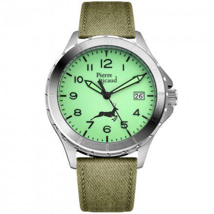 Pierre Ricaud P97232.5223QRO Zegarek Męski Niemiecka Jakość