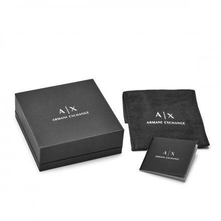 Biżuteria Armani Exchange męska bransoletka AXG0058001