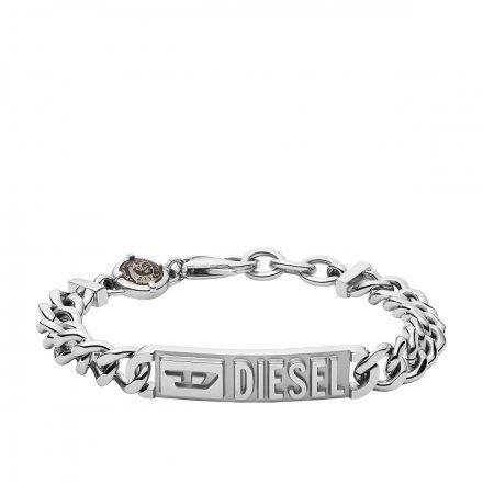 Biżuteria Diesel - Bransoleta DX1225040