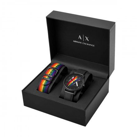 AX7120 Armani Exchange Cayde zegarek AX z paskiem