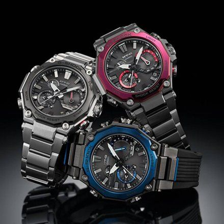 Zegarek Męski Casio MTG-B2000D-1AER G-Shock Exclusive Premium MTG B2000D 1AER