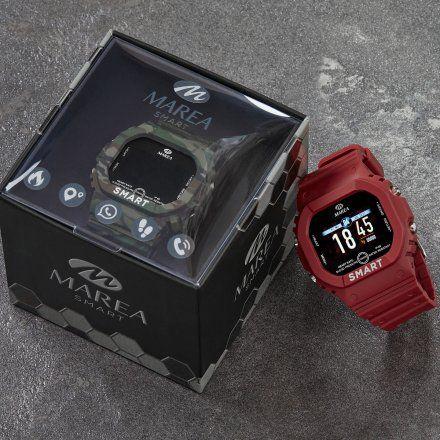 Smartwatch Marea szary sportowy B57008/4