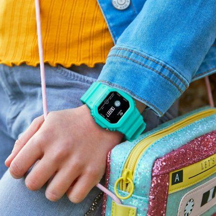 Smartwatch Marea czarny sportowy damski dziecięcy B60002-1