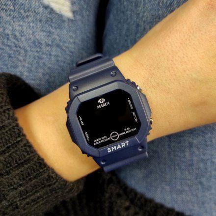Smartwatch Marea granatowy sportowy damski dziecięcy B60002-2
