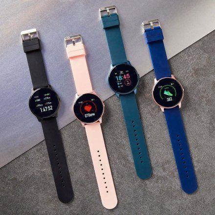 Czarny smartwatch Marea B59006-1