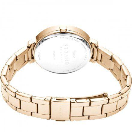 S712LXVVSV Złoty zegarek Damski Strand