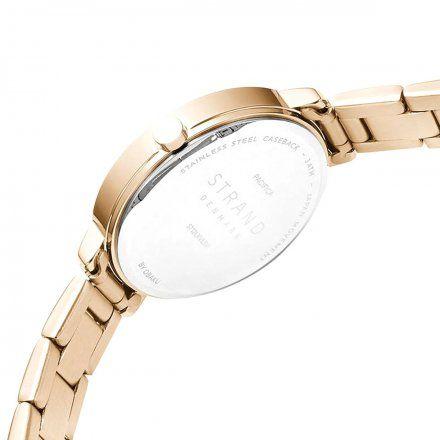 S712LXVLSV Złoty zegarek Damski Strand by OBAKU