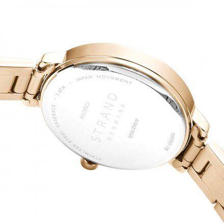 S712LXVBSV Złoty zegarek Damski Strand