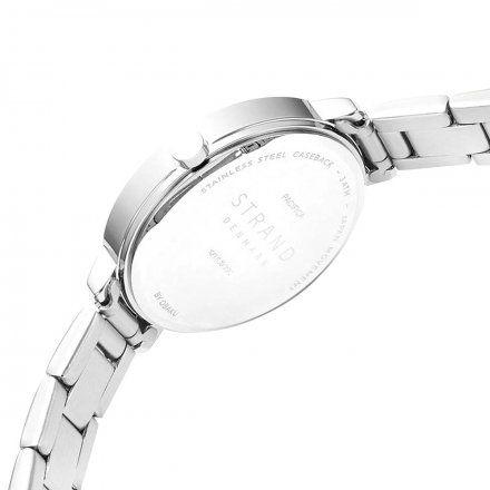 S712LXCISC Srebrny zegarek Damski Strand by OBAKU