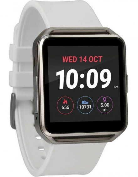 Smartwatch Timex iConnect kwadratowy TW5M31400