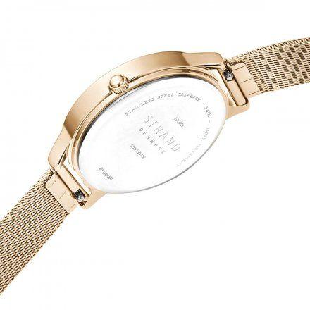S711LXVVMV Złoty zegarek Damski Strand by OBAKU