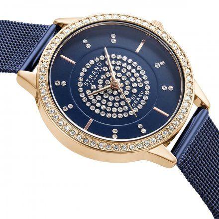 S711LXVLML Granatowy zegarek Damski Strand by OBAKU