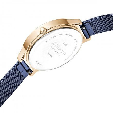 S711LXVIML Granatowy zegarek Damski Strand by OBAKU