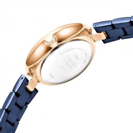 S706LXVLSL Granatowy zegarek Damski Strand by OBAKU