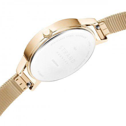 S705LXVVMV Złoty zegarek Damski Strand