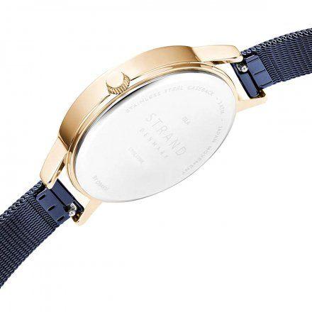 S705LXVIML Granatowy zegarek Damski Strand by OBAKU